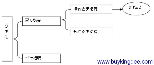 分步法成本核算类型