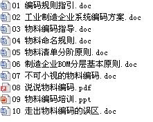 金蝶物料编码资料.png